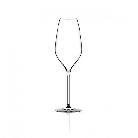Conj. de 6 Taças para Champanhe - Richard Juhlin Optimum Transparente - Italesse ITALESSE ITL3056