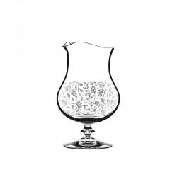 Vaso Misturador con Padrón Gallone 1L - Wormwood Transparente - Italesse