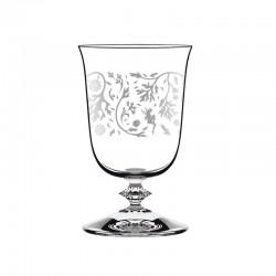 Juego de 6 Copas - Wormwood Rock-Gobbler Pattern Transparente - Italesse ITALESSE ITL3351P