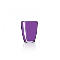 Set of 6 Tumbler Glasses Violet - Tiburón - Italesse