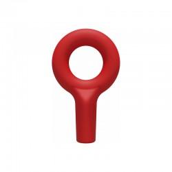 Tapón para Viños en Silicona Rojo - Lollipop - Italesse
