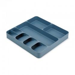 Cutlery, Utensil and Gadget Organiser Blue DrawerStore - Sky - Joseph Joseph JOSEPH JOSEPH JJ85183