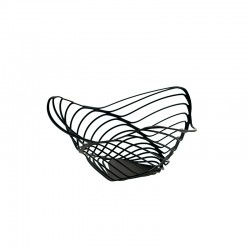 Citrus Basket Ø26cm Black - Trinity - Alessi ALESSI ALESACO04/12B