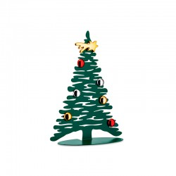 Árvore de Natal Decorativa Verde - Bark for Christmas - Alessi ALESSI ALESBM06/30GR