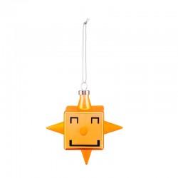 Ornamento de Natal Estrela Cubo - Le Palle Quadrate - Alessi ALESSI ALESGJ022
