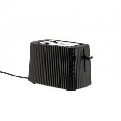 Toaster Black - Plissé - Alessi ALESSI ALESMDL08B