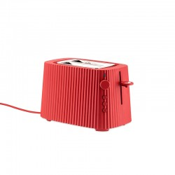 Toaster Red - Plissé - Alessi ALESSI ALESMDL08R