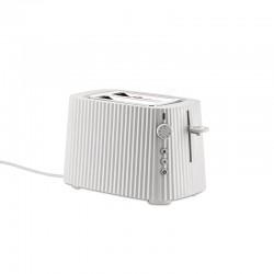Toaster White - Plissé - Alessi ALESSI ALESMDL08W