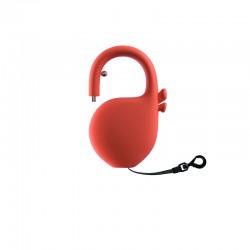 Retractable Dog Leash Red - Ciao - A Di Alessi A DI ALESSI AALEMMI34RO