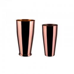 American or Boston Shaker Copper - Mixology - Alessi ALESSI ALES5050CU