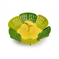 Folding Steamer Basket Green - Bloom - Joseph Joseph JOSEPH JOSEPH JJ45030