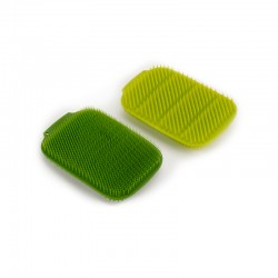 Washing-up Scrubbers Green - CleanTech - Joseph Joseph JOSEPH JOSEPH JJ85156