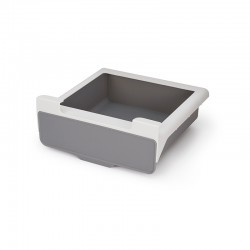 Under-Shelf Drawer Storage Organizer Grey - CupboardStore - Joseph Joseph JOSEPH JOSEPH JJ85148