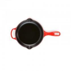 Frying Pan Skillet 20cm Cerise - Signature - Le Creuset