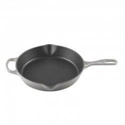 Frying Pan Skillet 26cm Mist Grey - Signature - Le Creuset