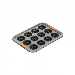 12 Mini Kugelhopf Tray Black - Le Creuset LE CREUSET LC46011000010100