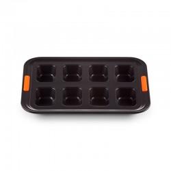 Molde para 8 Bizcochitos Negro - Le Creuset LE CREUSET LC46015000010000