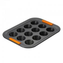 Molde para 12 Cupcakes Negro - Le Creuset LE CREUSET LC94100140000000