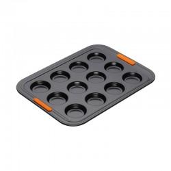 Molde para 12 Biscoitos Preto - Le Creuset LE CREUSET LC94100240000000