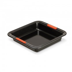 Square Cake Tin 23cm Black - Le Creuset LE CREUSET LC94100929000000