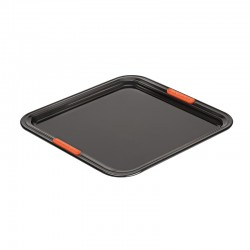 Rectangular Baking Sheet 31x28cm Black - Le Creuset LE CREUSET LC94100637000000