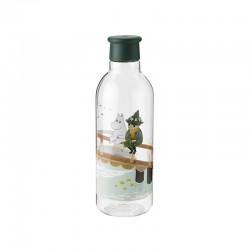 Drinking Bottle 750ml Dark Green - Moomin - Rig-tig RIG-TIG RTZ00701-4