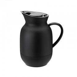 Vacuum Jug Coffee Soft Black - Amphora - Stelton STELTON STT221-1