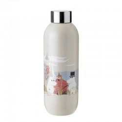 Garrafa Térmica 750ml Areia - Moomin Keep Cool - Stelton STELTON STT1372-1