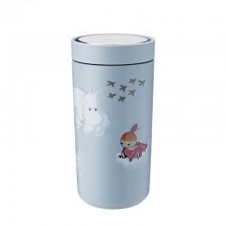 Thermo Cup Soft Cloud 400ml - Moomin - Stelton STELTON STT1371