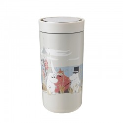 Thermo Cup Soft Sand 400ml - Moomin - Stelton STELTON STT1371-1