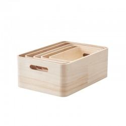 Storage Boxes 5Pcs - Save It Wood - Rig-tig RIG-TIG RTZPR4