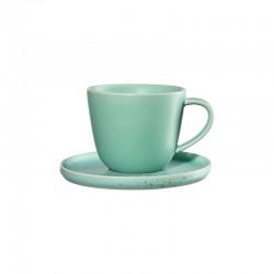 Chávena Café com Pires 250ml - Coppa Minto Menta - Asa Selection ASA SELECTION ASA19020191