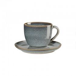 Chávena Cappuccino com Pires 230ml Denim – Saisons - Asa Selection ASA SELECTION ASA27130118