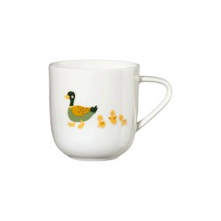 Mug Duck Emil with Ducklings - Kids - Asa Selection