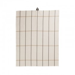 Kitchen Towel 50x70cm Ecru Checked - Textile - Asa Selection ASA SELECTION ASA37823065