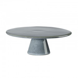 Cake Plate Ø22cm Denim - Saisons - Asa Selection