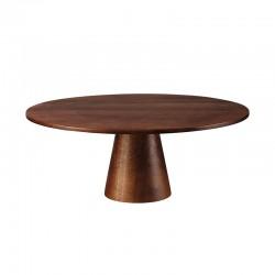 Prato para Bolo com Pé Ø29cm Acacia - Wood - Asa Selection