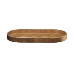Tabuleiro em Madeira Oval 35,5x16,5cm - Wood - Asa Selection ASA SELECTION ASA53696970