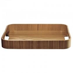Tabuleiro em Madeira Retangular 35x27cm - Wood - Asa Selection ASA SELECTION ASA53698970