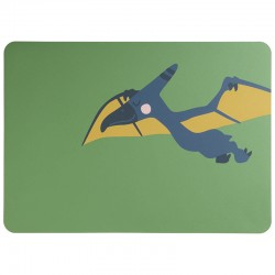 Placemat Pterosaurus Pako - Kids - Asa Selection