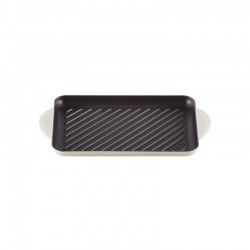 Grelha Retangular 32cm Merengue - Tradition - Le Creuset LE CREUSET LC20202327160460
