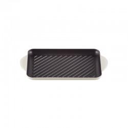Rectangular Grill 32cm Meringue - Tradition - Le Creuset LE CREUSET LC20202327160460