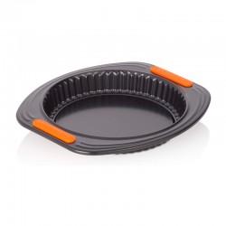 Quiche & Tart Tin 30cm Black - Le Creuset LE CREUSET LC94102530000000