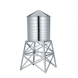 Container - Water Tower Steel - Alessi
