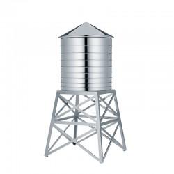 Recipiente com Suporte para Água - Water Tower Inox - Alessi