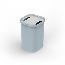 Recipiente 14lt para Reciclagem - GoRecycle Azul Claro - Joseph Joseph JOSEPH JOSEPH JJ30109