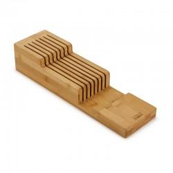 Bamboo Compact Knife Organiser - Drawerstore Bamboo - Joseph Joseph JOSEPH JOSEPH JJ85169