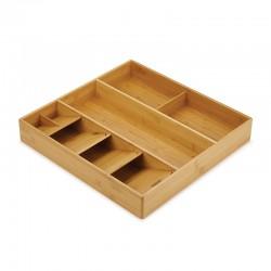 Cutlery, Utensil and Gadget Organiser Bamboo - DrawerStore - Joseph Joseph JOSEPH JOSEPH JJ85170
