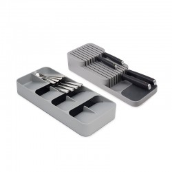 2-piece Drawer Organisation Set Grey - Joseph Joseph JOSEPH JOSEPH JJ85188