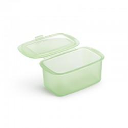 Caixa de Silicone Reutilizável 1000ml Verde - Lekue LEKUE LK3420010V12M017